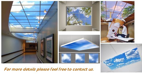 Skylight LED Panel LED wall light panel‏